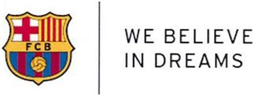 FCB WE BELIEVE IN DREAMS