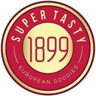 SUPER TASTY 1899 EUROPEAN GOODIES