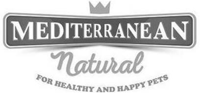 MEDITERRANEAN NATURAL FOR HEALTHY AND HAPPY PETS