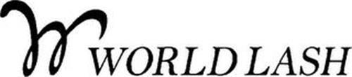 W WORLD LASH