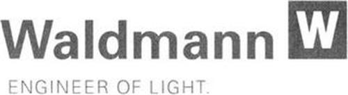 WALDMANN W ENGINEER OF LIGHT.
