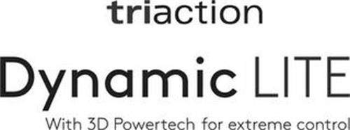 TRIACTION DYNAMIC LITE WITH 3D POWERTECH FOR EXTREME CONTROL