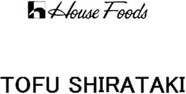 H HOUSE FOODS TOFU SHIRATAKI