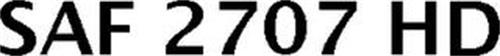 SAF 2707 HD