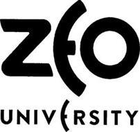 ZEO UNIVERSITY
