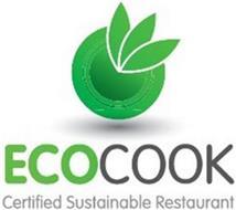 ECOCOOK CERTIFIED SUSTAINABLE RESTAURANT