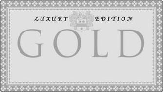 LUXURY EDITION GOLD