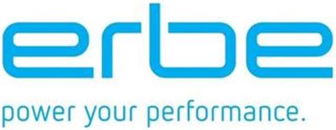 ERBE POWER YOUR PERFORMANCE.