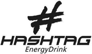 HASHTAG ENERGYDRINK