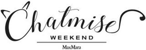 CHATMISE WEEKEND MAXMARA