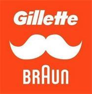 GILLETTE BRAUN