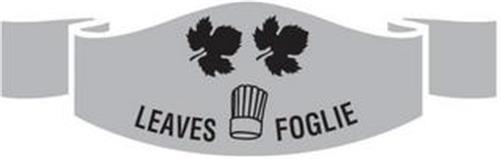 LEAVES FOGLIE