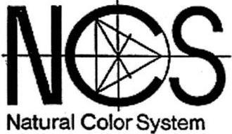 NCS NATURAL COLOR SYSTEM