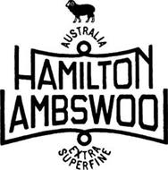AUSTRALIA HAMILTON LAMBSWOOL EXTRA SUPERFINE