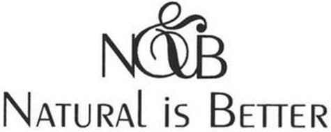 N&B NATURAL IS BETTER