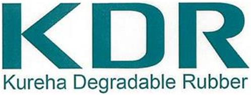 KDR KUREHA DEGRADABLE RUBBER