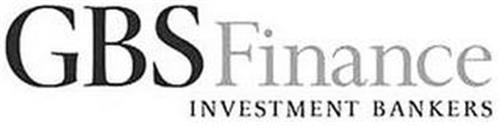 GBS FINANCE INVESTMENT BANKERS
