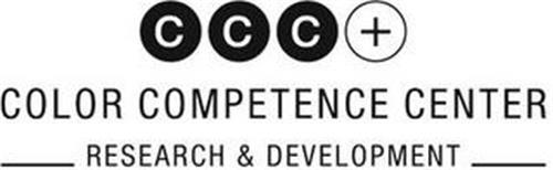 CCC COLOR COMPETENCE CENTER RESEARCH & DEVELOPMENT