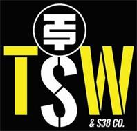 TS TSW & S38 CO.