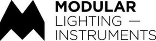 M MODULAR LIGHTING - INSTRUMENTS
