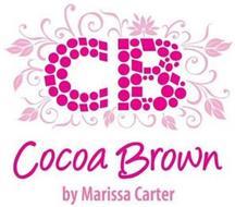 CB COCOA BROWN BY MARISSA CARTER