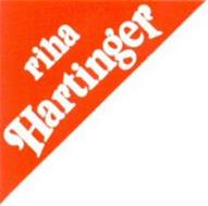RIHA HARTINGER