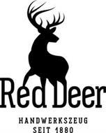 RED DEER HANDWERKSZEUG SEIT 1880