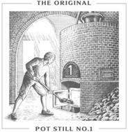 THE ORIGINAL POT STILL NO. 1