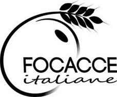 FOCACCE ITALIANE