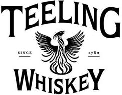 TEELING WHISKEY SINCE 1782