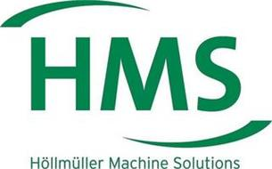 HMS HÖLLMÜLLER MACHINE SOLUTIONS