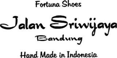 FORTUNA SHOES JALAN SRIWIJAYA BANDUNG HAND MADE IN INDONESIA
