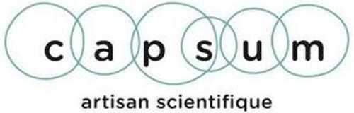 CAPSUM ARTISAN SCIENTIFIQUE