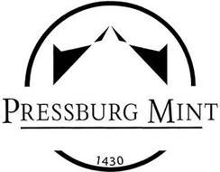 PRESSBURG MINT 1430