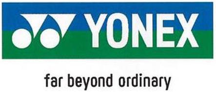 YY YONEX FAR BEYOND ORDINARY