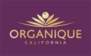 ORGANIQUE CALIFORNIA