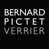 BERNARD PICTET VERRIER