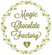 MAGIC CHOCOLATE FACTORY