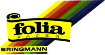 FOLIA PAPER BRINGMANN