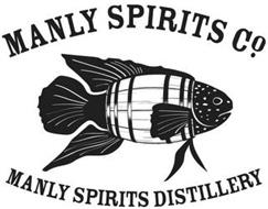MANLY SPIRITS CO. MANLY SPIRITS DISTILLERY