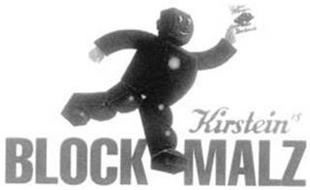KIRSTEIN'S BLOCKMALZ