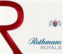 R ROTHMANS ROYALS