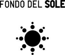 FONDO DEL SOLE