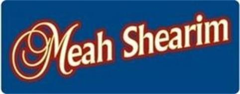 MEAH SHEARIM