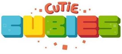 CUTIE CUBIES