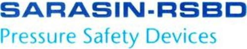 SARASIN-RSBD PRESSURE SAFETY DEVICES