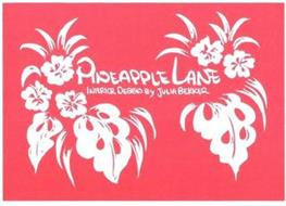 PINEAPPLE LANE INTERIOR DESIGN BY JULIA BEKKER