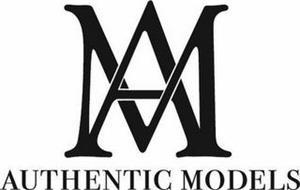 AM AUTHENTIC MODELS