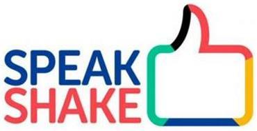 SPEAK SHAKE