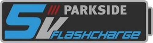 PARKSIDE 5V FLASHCHARGE